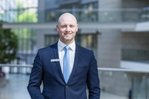 Martin Platte Regionalleiter Ost bei der Sparkasse Wuppertal