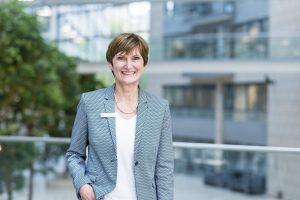 Susanne Schönrock Regionalleiterin Elberfeld bei der Sparkasse Wuppertal