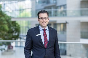 Carsten Steege Regionalleiter West bei der Sparkasse Wuppertal