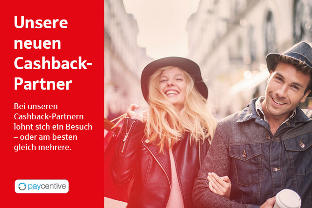 Standard Bild NeueCashback-Partner