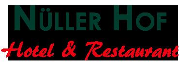 Nüller Hof und Restaurant Logo