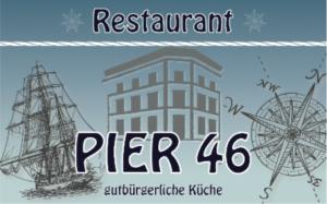RESTAURANT PIER46 Logo