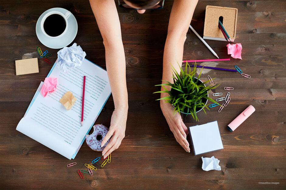 Warum Ordnung auf dem Schreibtisch so wichtig ist