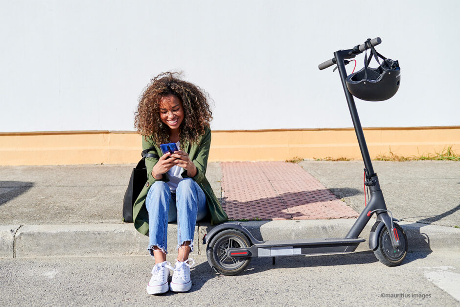 E-Scooter mieten: So macht der Roller richtig Spaß