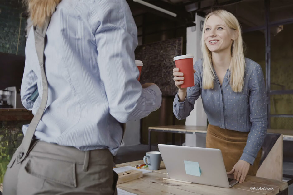 Desk-Sharing – die Arbeitsform der Zukunft?
